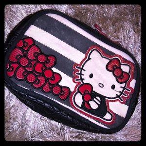 limited edition hello kitty makeup bag